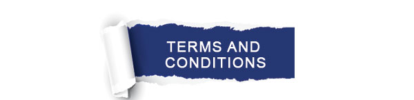 Terms and Conditions heading image